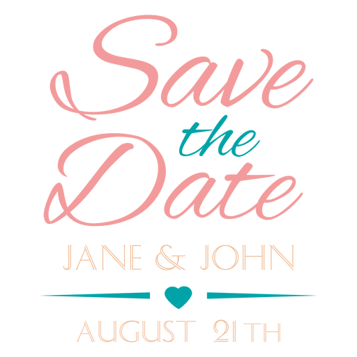 clip art royalty free stock Save the date badge