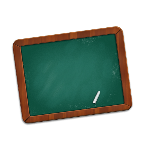 clipart library library Chalkboard clipart brown. Icon transparentpng .