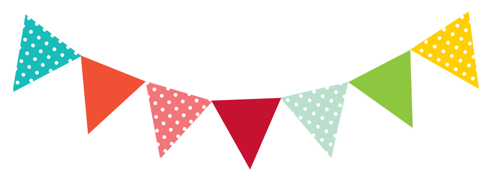 graphic royalty free Bunting clip art pixels. Chalkboard clipart flag banner.