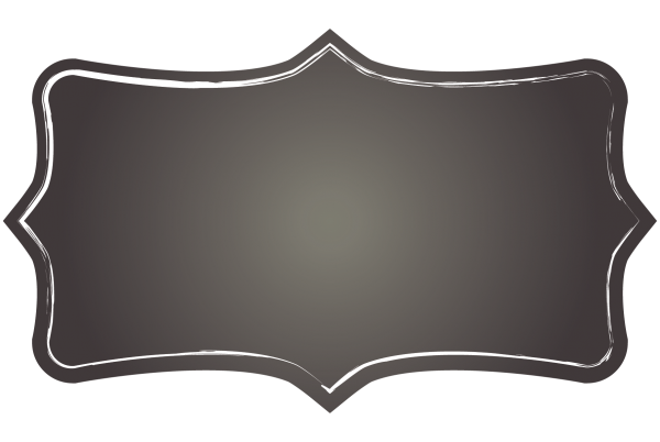 banner royalty free library Chalkboard clipart gray. Luxury label download our.