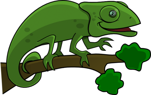 png library stock Clipart at getdrawings com. Chameleon vector cartoon
