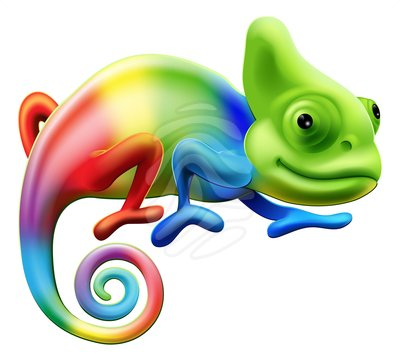 png black and white Free cliparts download clip. Chameleon clipart