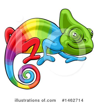 svg freeuse stock Chameleon clipart. Illustration by atstockillustration