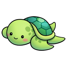 clip art royalty free Just because i freaking. Baby sea turtle clipart