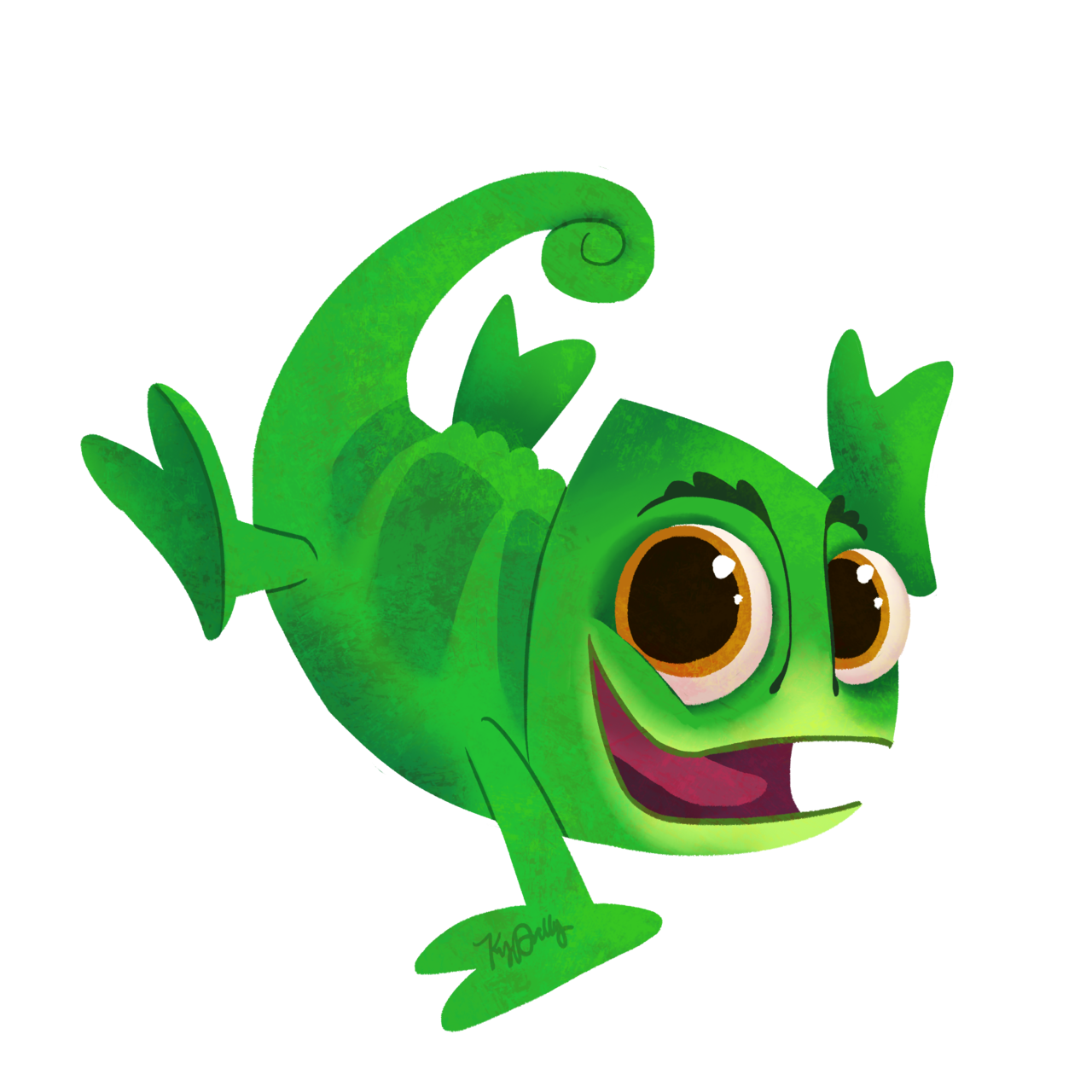 png freeuse download Here s the final. Chameleon clipart tongue.