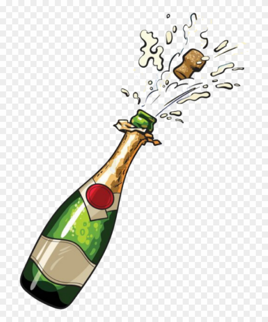 jpg royalty free stock Champagne clipart. Report abuse bottle glasses.