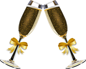 clipart transparent stock Clip art at clker. Champagne clipart.
