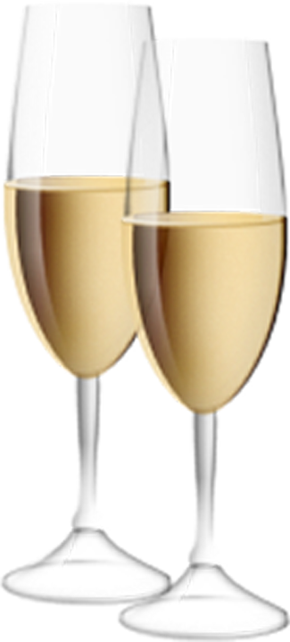 graphic black and white library Flutes clipart champagne. Transparent gallery yopriceville high
