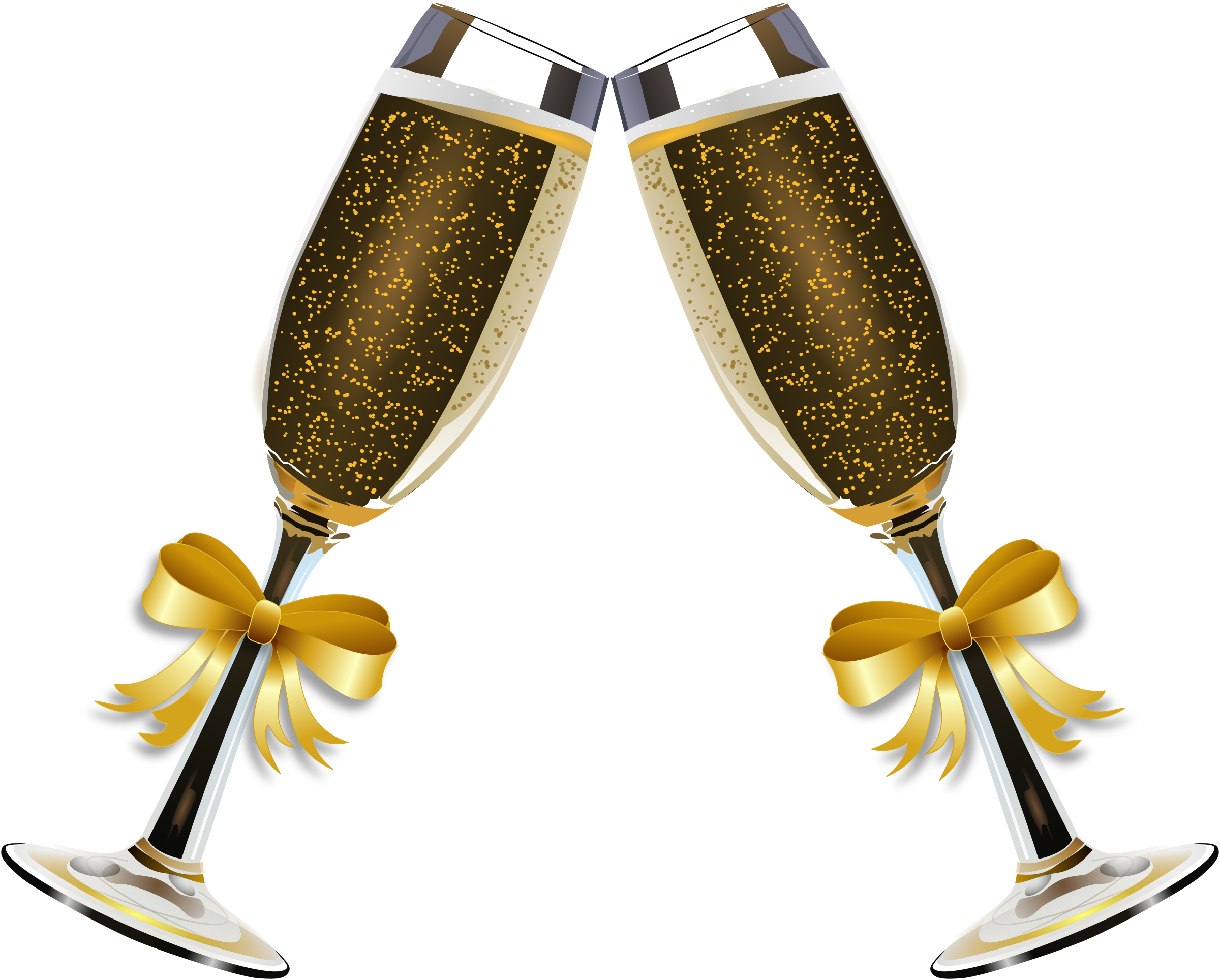 freeuse Toaster clipart transparent background. Champagne glass remix big