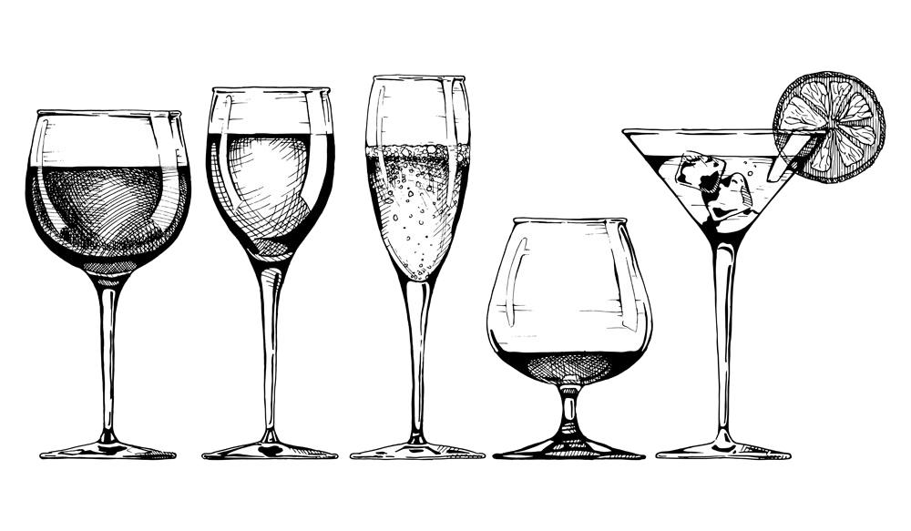 clip art library download Cocktail Cosmopolitan Vodka Martini Drawing