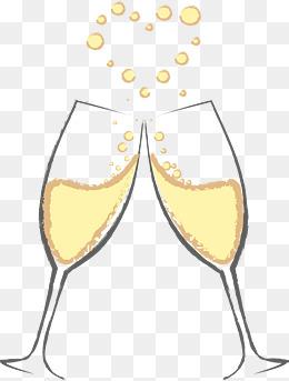 image transparent stock Champagne glasses clipart no background. Portal .