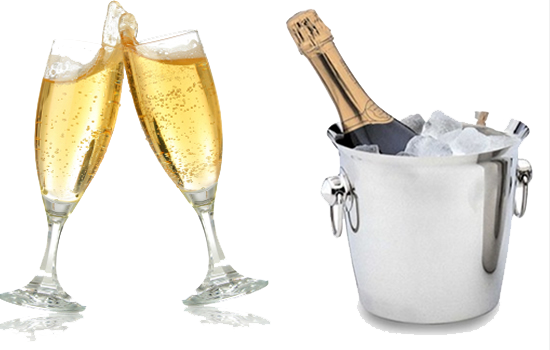banner free stock Champaign clipart champagne clink. Png transparent images all.