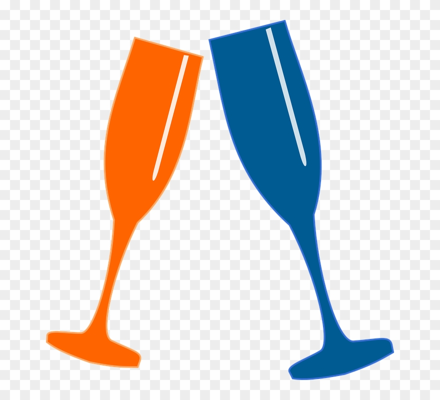jpg freeuse stock Champaign clipart champagne clink. Png transparent download glasses.