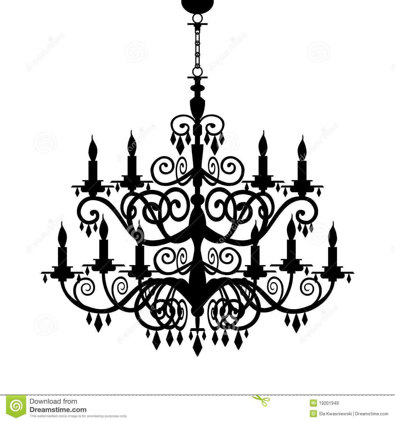banner freeuse download Pin by roxanne kitty. Chandelier clipart baroque.