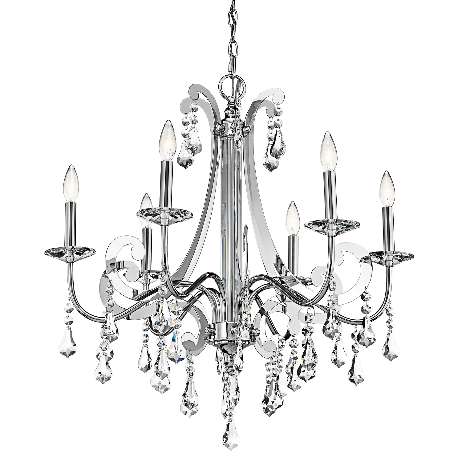 picture black and white library Chandelier clipart draw. Line drawing at getdrawings.