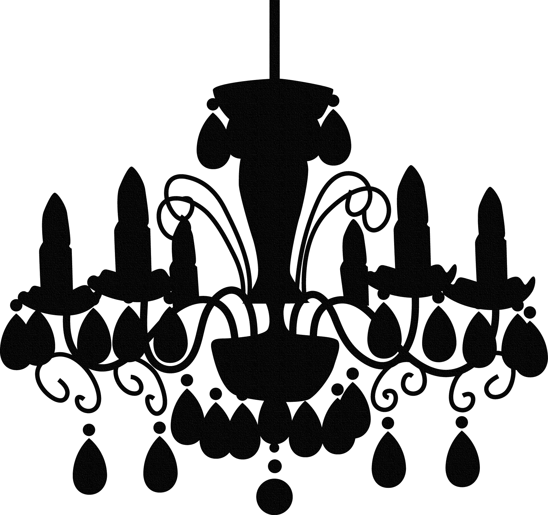 clipart freeuse download Chandelier clipart draw. Vectors by berrykissed on.