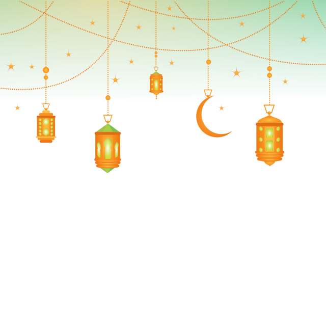svg free stock Islamic background border lamp. Chandelier clipart file.