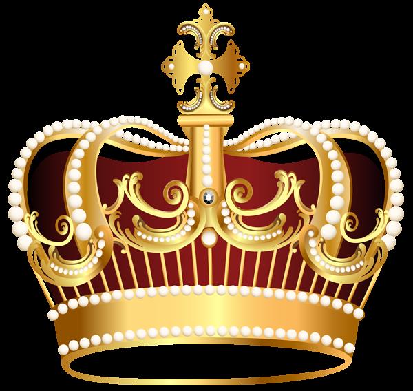 banner royalty free Crown transparent clip art. Chandelier clipart golden chandelier