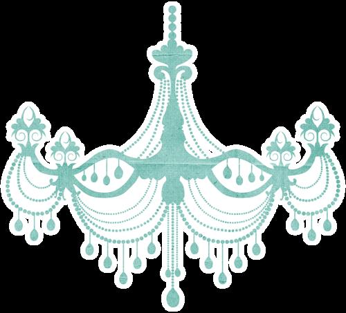 banner freeuse library Chandelier clipart golden chandelier. Fayette t b aquasticker