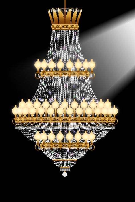 clip transparent stock Nulco starburst house chandeliers. Chandelier clipart phantom the opera.