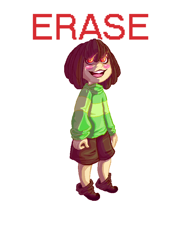 graphic free Chara the demon spawn by oniamy on DeviantArt