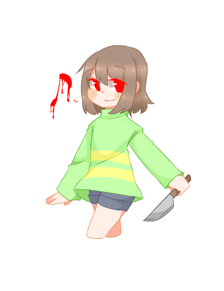 banner stock Chara by LiLiaChuu on DeviantArt