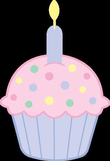 banner free download Vanilla Cupcake Clipart character