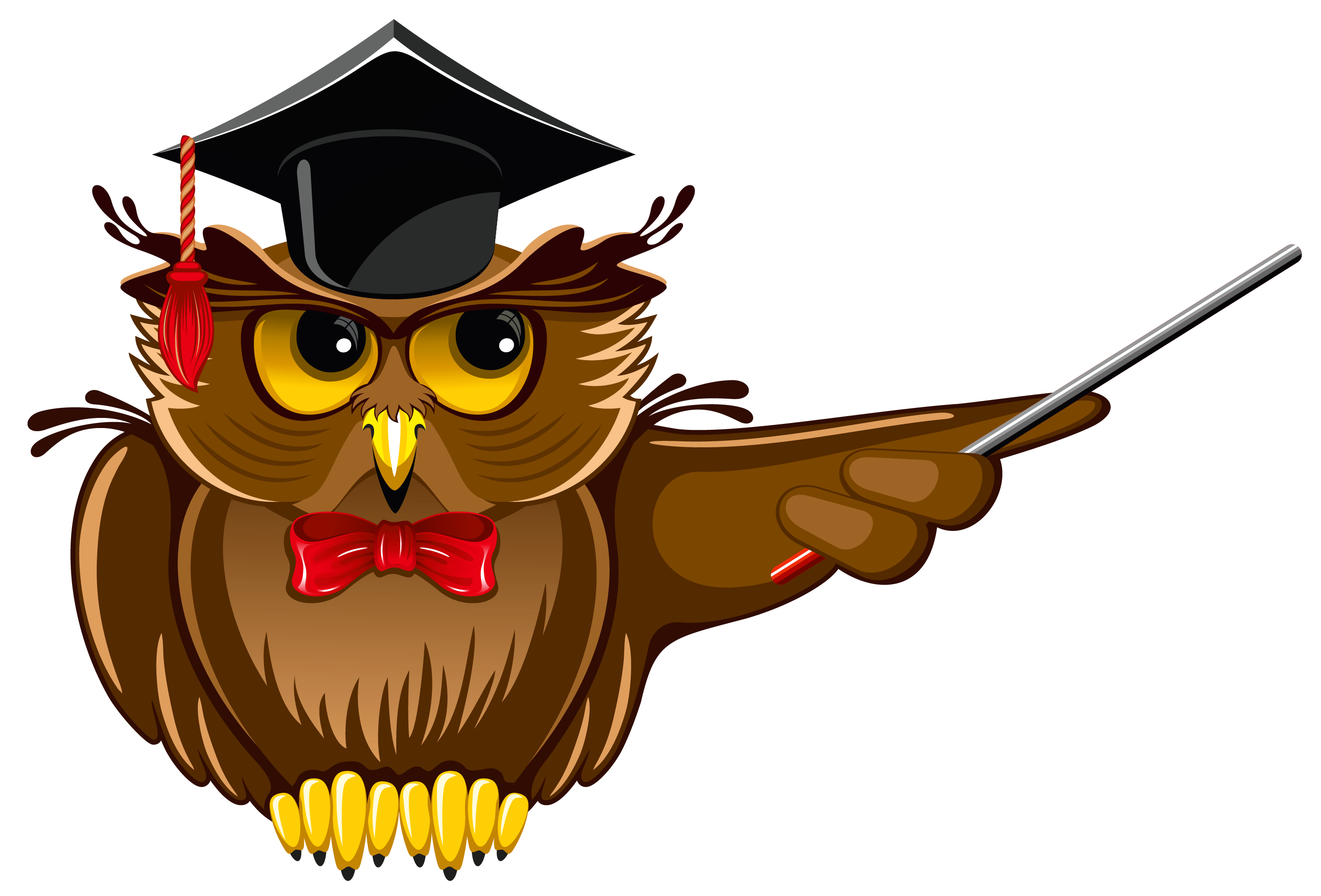 graphic black and white stock Owl png gallery yopriceville. Characters clipart teacher.