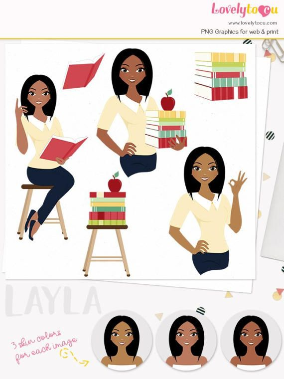banner black and white download Transparent . Characters clipart teacher.