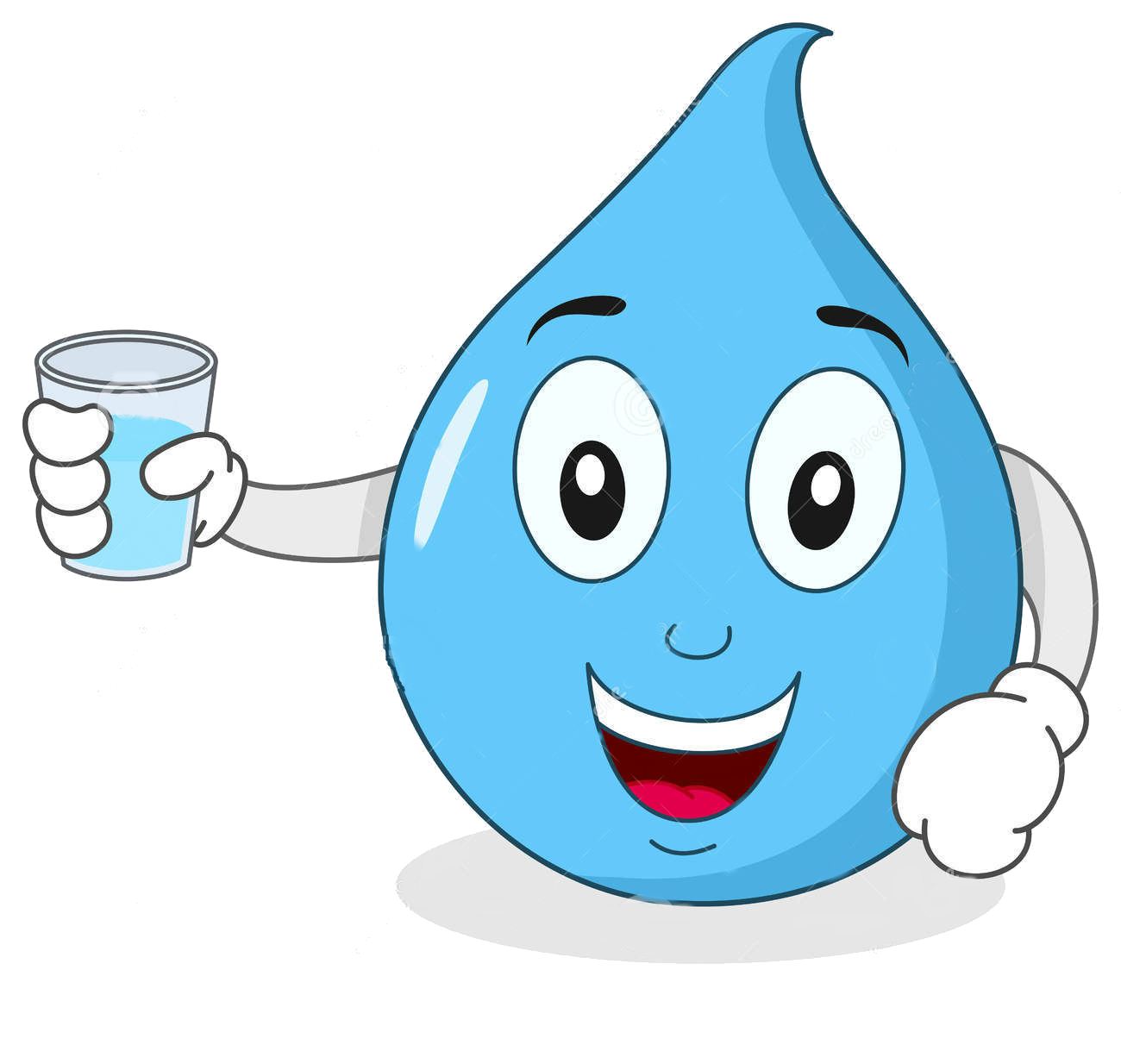 png library Drops printable free on. Characters clipart water.