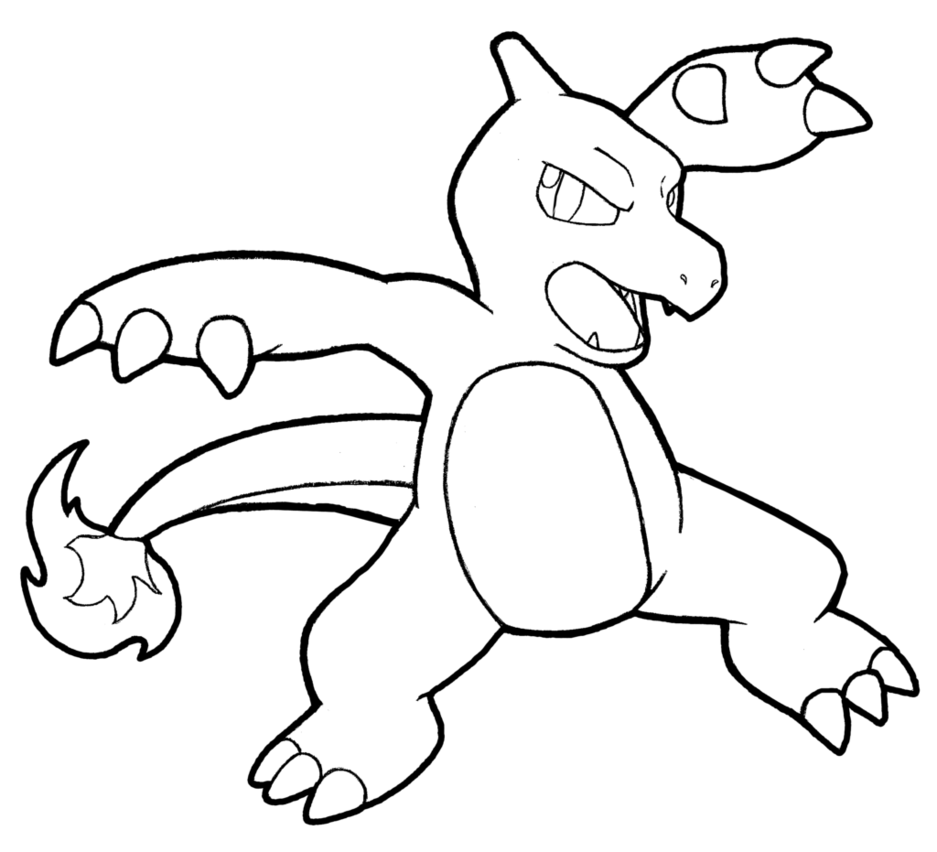 clip art transparent library charmeleon drawing #86435930