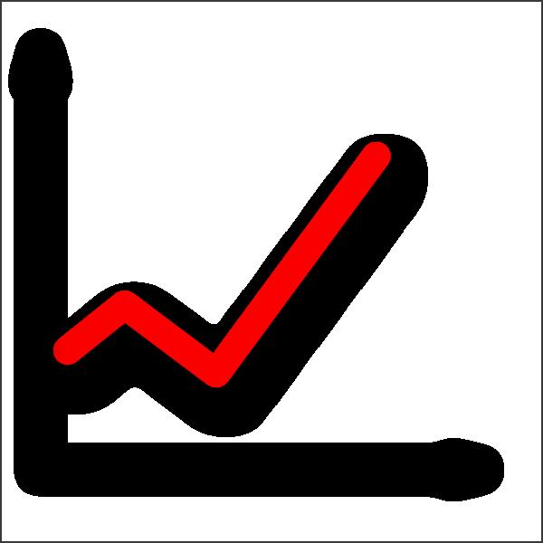 download Vector charts minimalist. Progress chart clip art