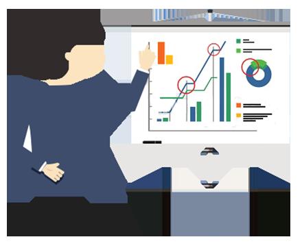 clip free Chart clipart business improvement. Process excellencetech when framed.