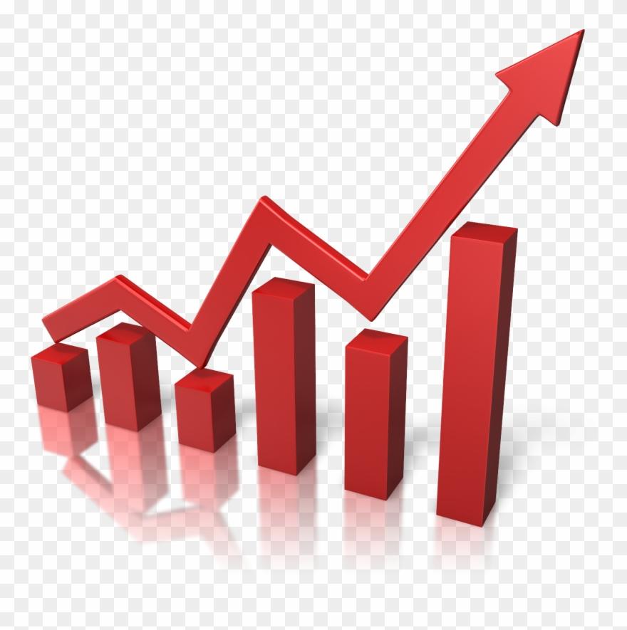 clip royalty free library Chart clipart progress chart. Clip art arrow bar.