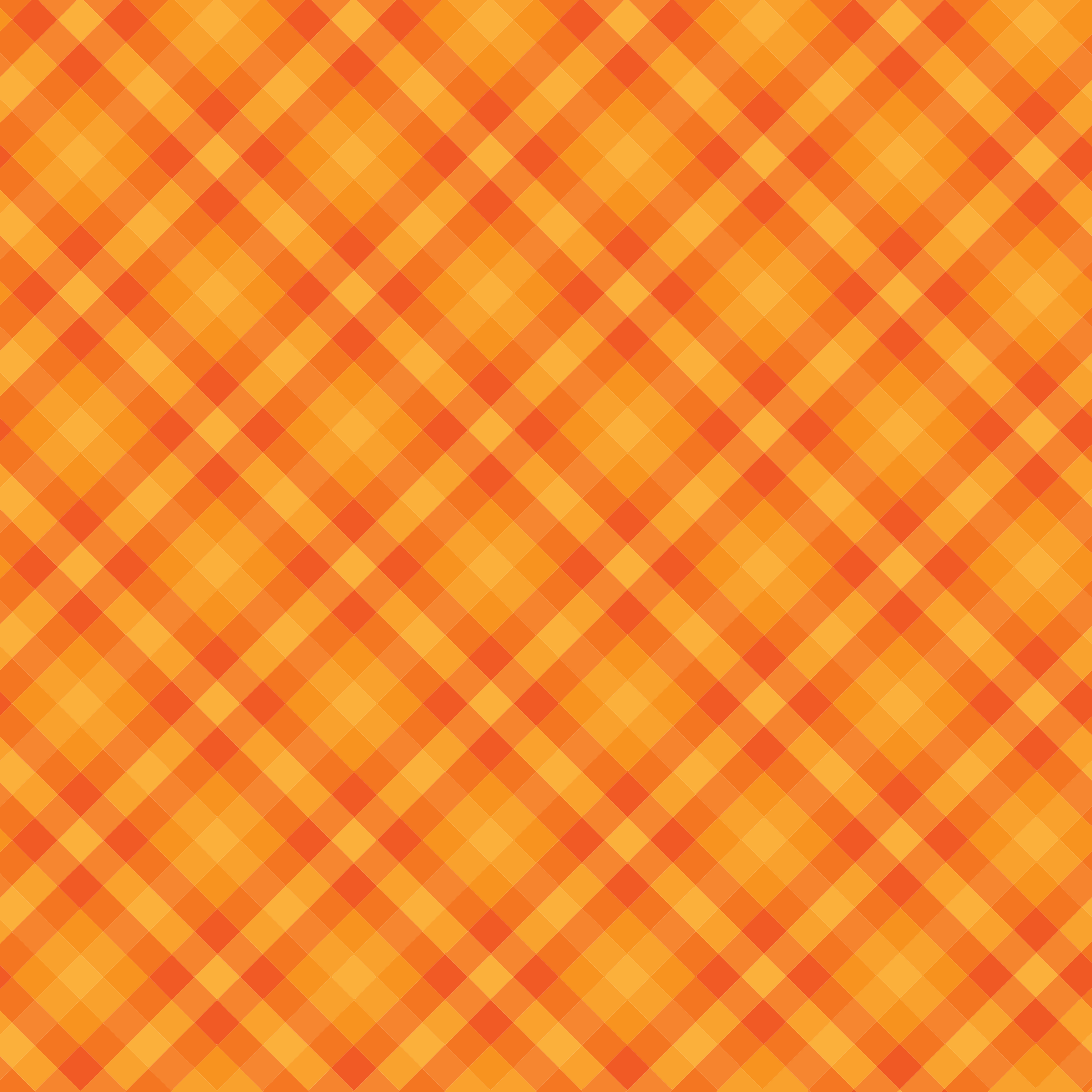 picture free Checkered clipart clip art. Orange gingham background icons.