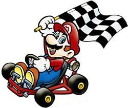 clip freeuse download Pin by beim on. Checkered clipart mario kart