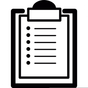 library Checklist clipart. Free images at clker