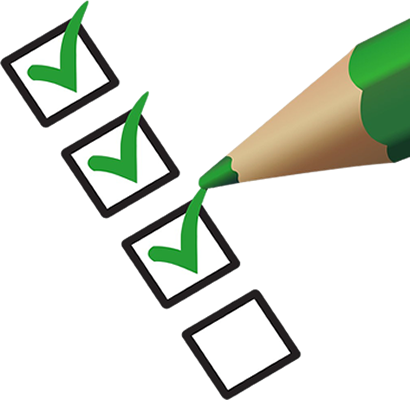 picture royalty free library Checklist clipart transparent. Prior authorization is coming