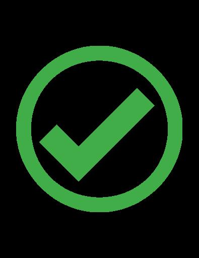 banner free stock Check correct success circle. Checkmark transparent yes.