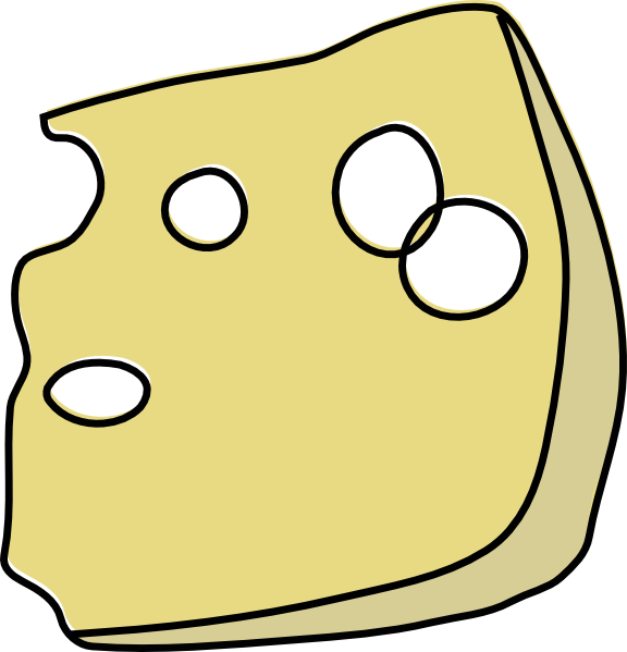 clip royalty free download Cheese Clip Art at Clker