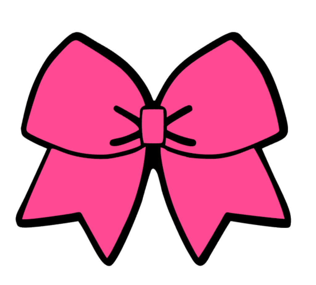 vector download Acrylic blank . Svg bow cheer