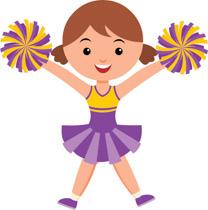 clipart download Cheerleader clipart. Free cheerleading clip art.