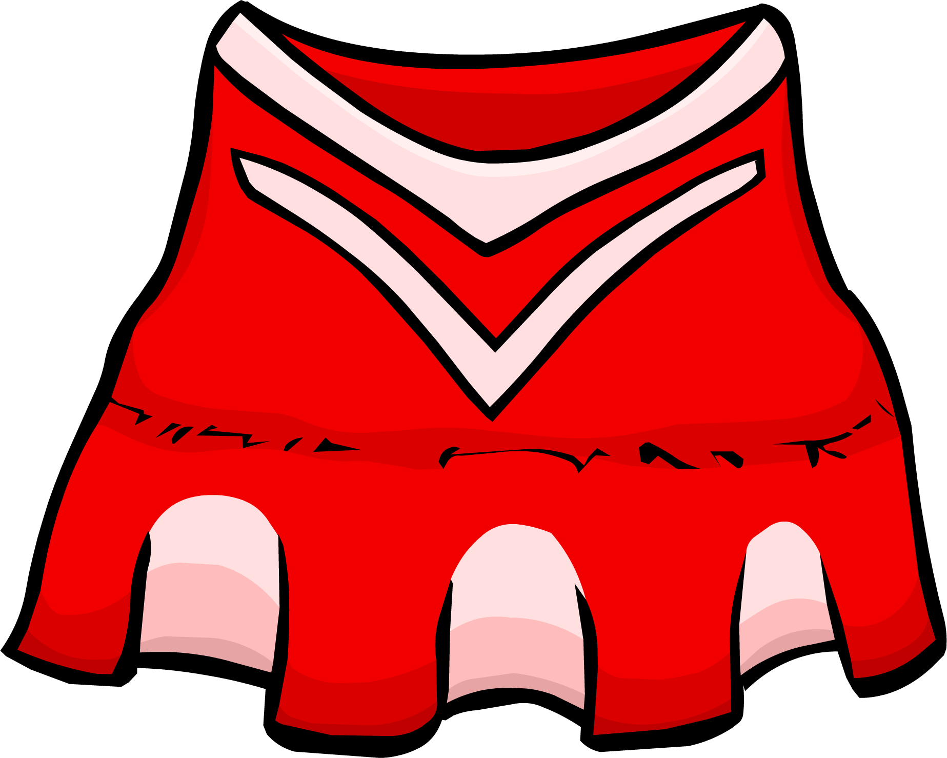 clip free stock Clothes clipart cheerleader. Image red outfit clothing.