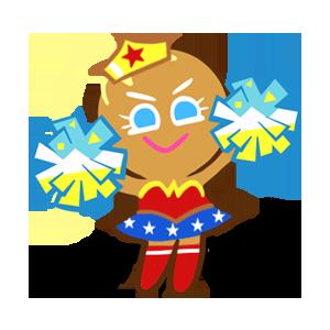jpg free Cheerleader Cookie