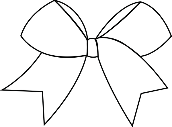 png transparent library Cheer Bow Drawing at GetDrawings