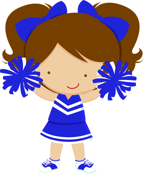 clipart library stock Cheerleader clipart elementary free. Cheerleading svg clip art