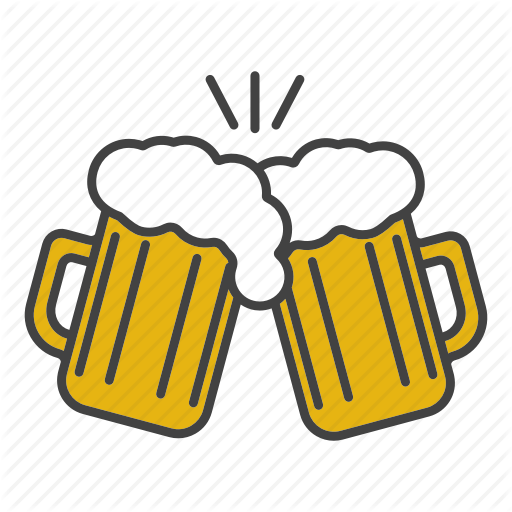 image transparent stock Cheers clipart alcohol.  collection of beer.