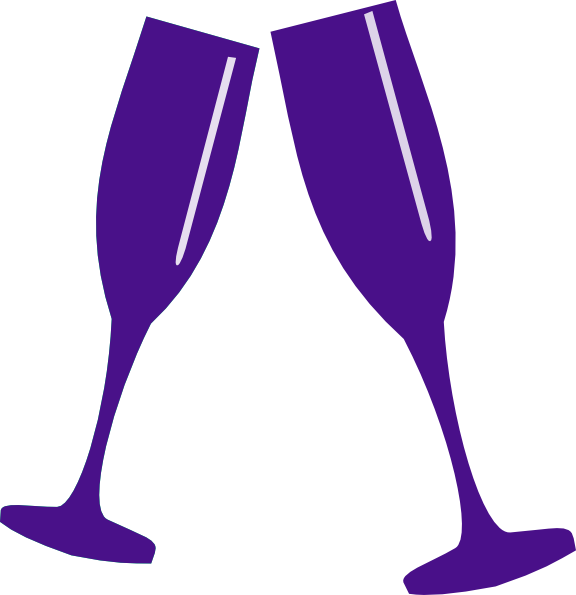 svg transparent library Wine purple designs champagne. Cheers clipart shot glass.