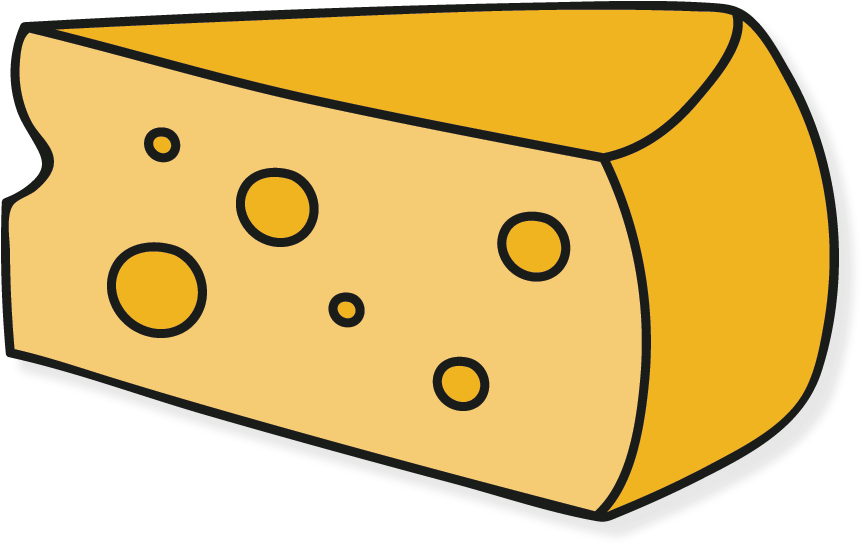 banner transparent library Cheese clipart. Hd cartoon png transparent
