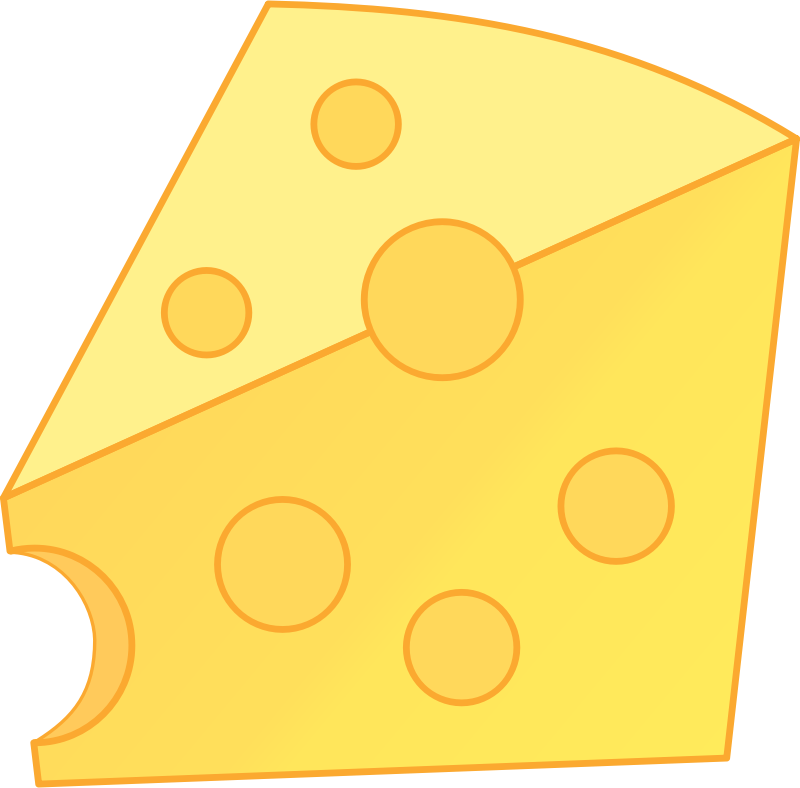 image free download Cheese clipart. Clip art free panda
